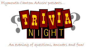 Trivia Night Header White