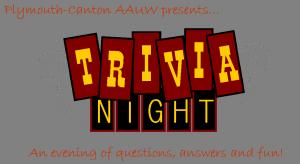 Trivia Night Header White